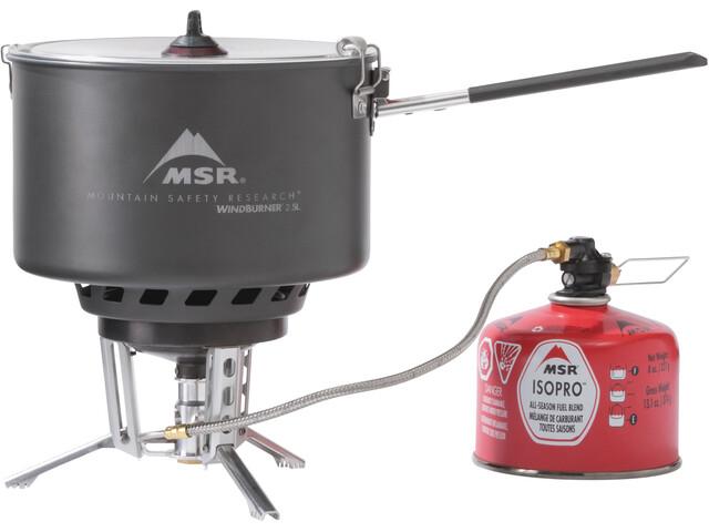 MSR WindBurner Group System
